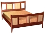 Katahdin Bed custom handmade